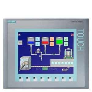 SIMATIC HMI KTP 1000 Basic color DP/PN