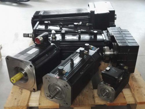 Motori serie AC Trifase