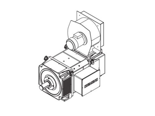 Motore DC Simotics 1GG