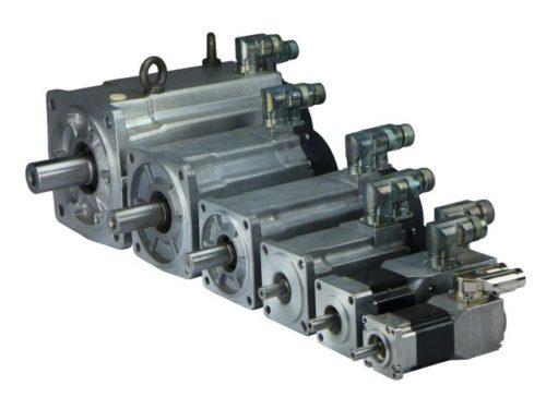 Servo motori brushless serie NX
